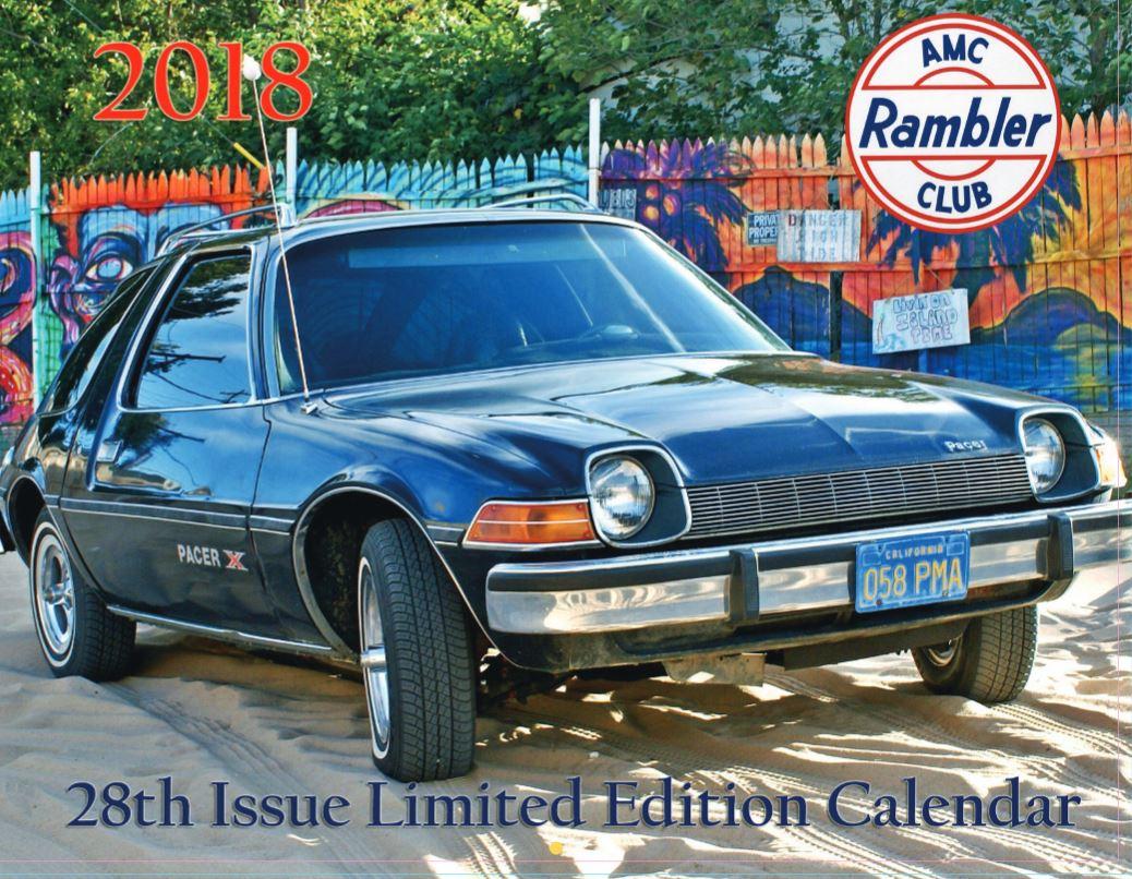 International Amc Rambler Car Club