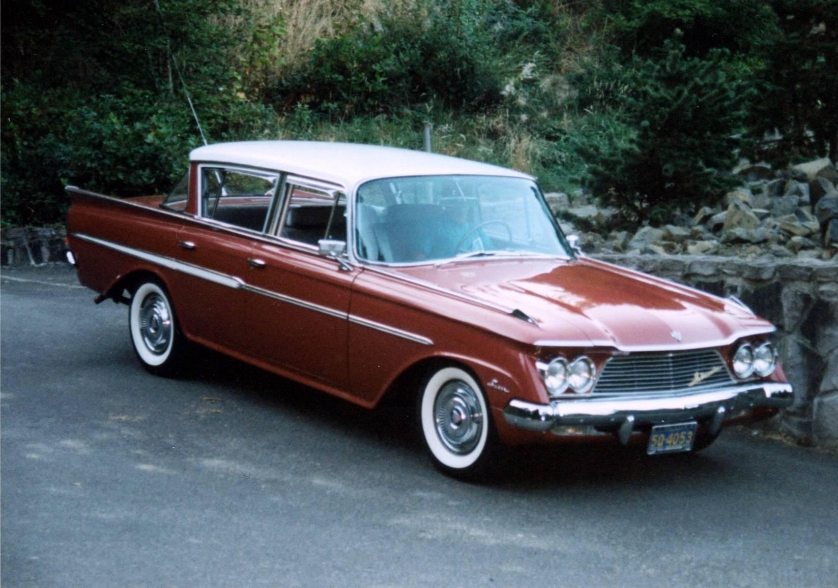 Mac McCoy's '61 Ambassador Super