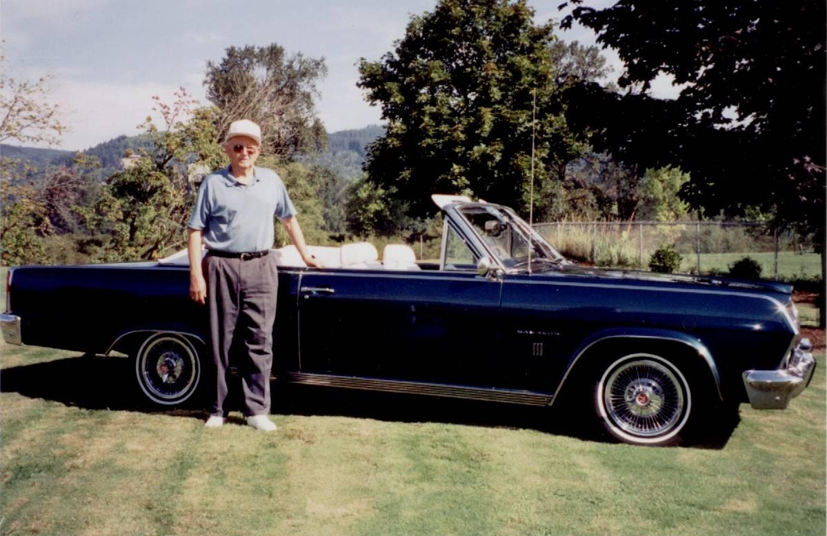 Maurice Lower's '65 Ambassador