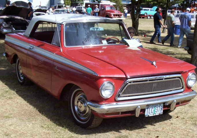 Rick Connell's Red '63 American 44H
