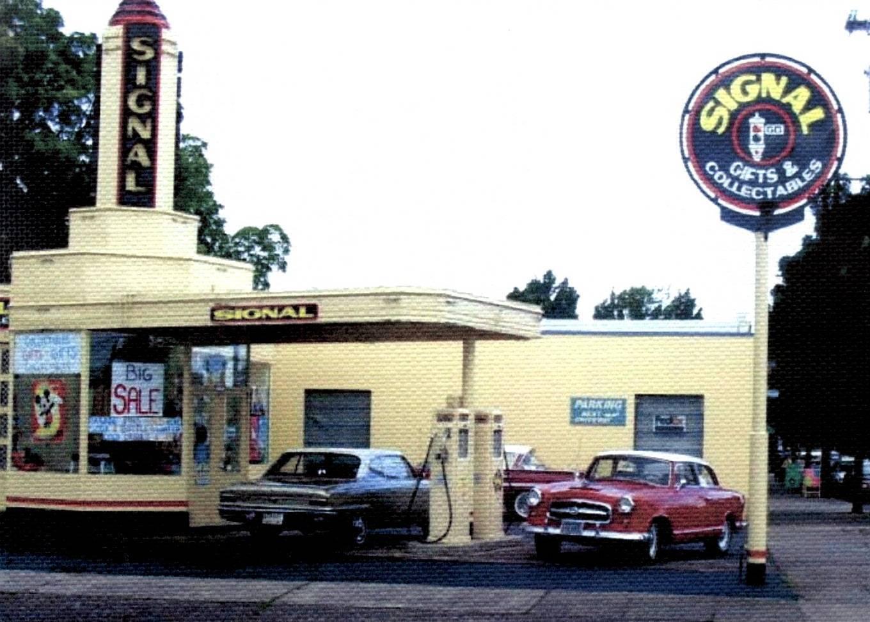 Charles Schneider's Red '59 American