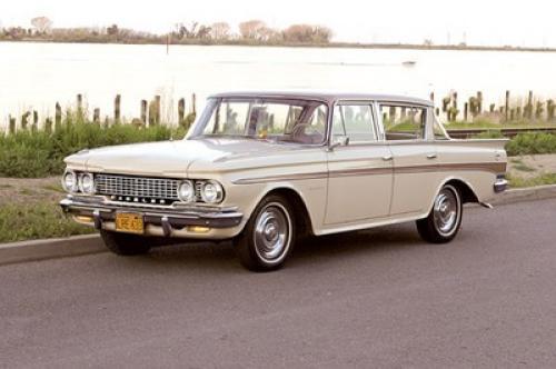 1961 1962 American Motors Rambler Classic
