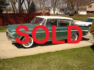 AMC, Nash & Rambler Cars For Sale