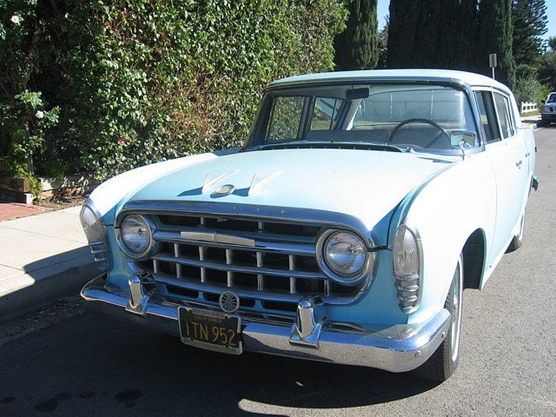 1957 Nash Rambler For Sale