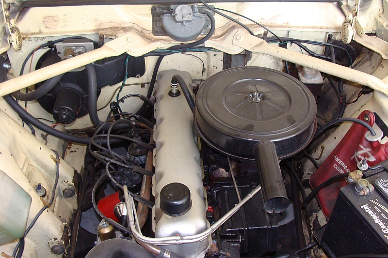 The First Car >> 1964 Rambler Classic Typhoon 2drHT. For Sale