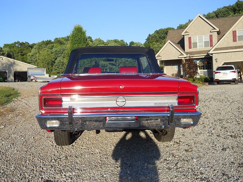 1967 Rambler Rogue Convertible For Sale