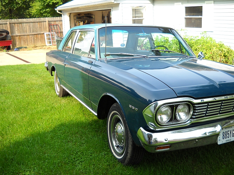 Brakes For Sale >> 1964 Rambler Classic 550 2dr sedan for sale