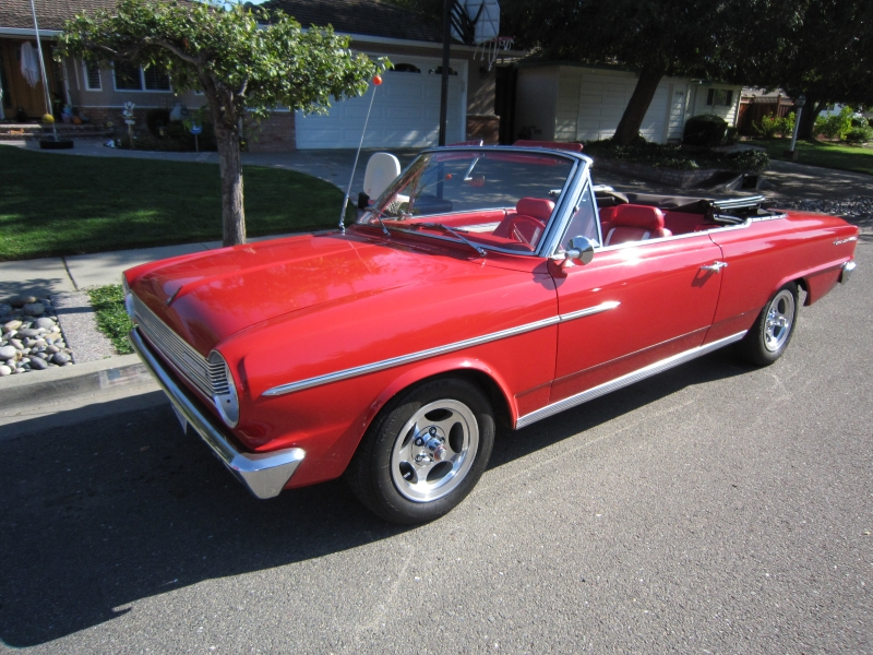 1964 rambler american convertible for sale for Classic american convertibles for sale