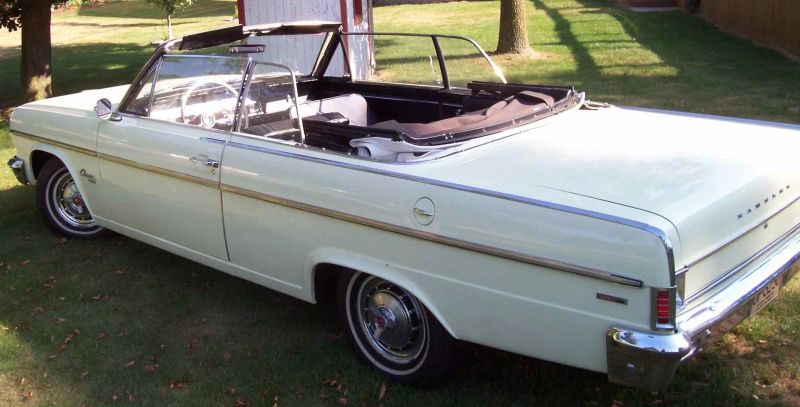 1966 rambler classic convertible for sale for Classic american convertibles for sale
