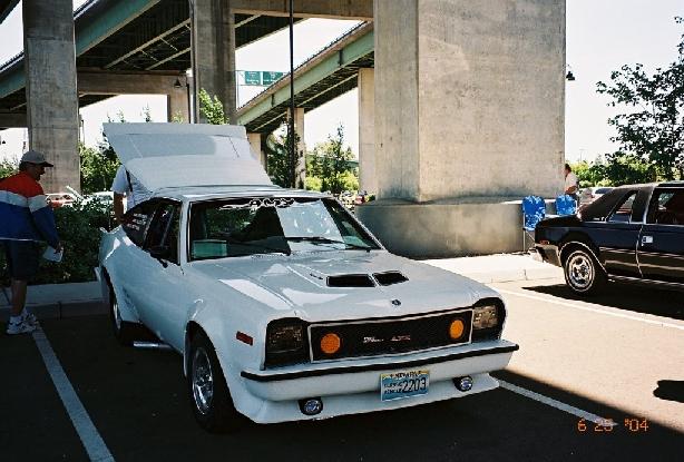 AMC AMX Pro Street