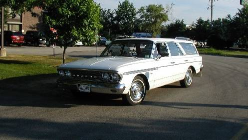 1963 Rambler Classic Wagon